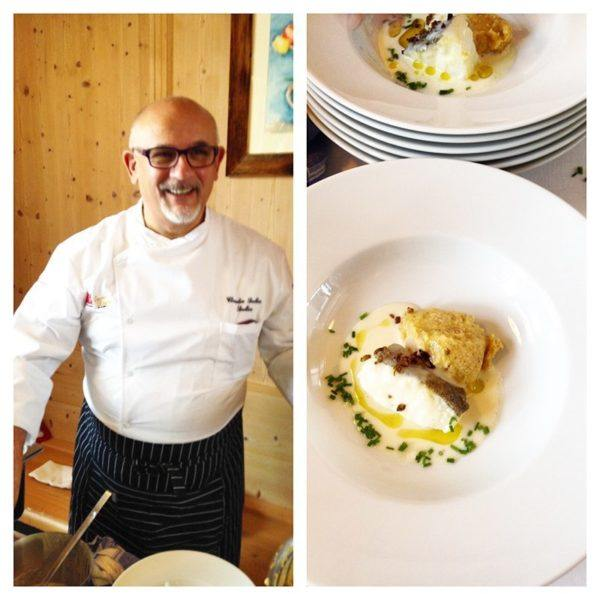 alta badia ski safari mrs o around the world chef claudio sadler