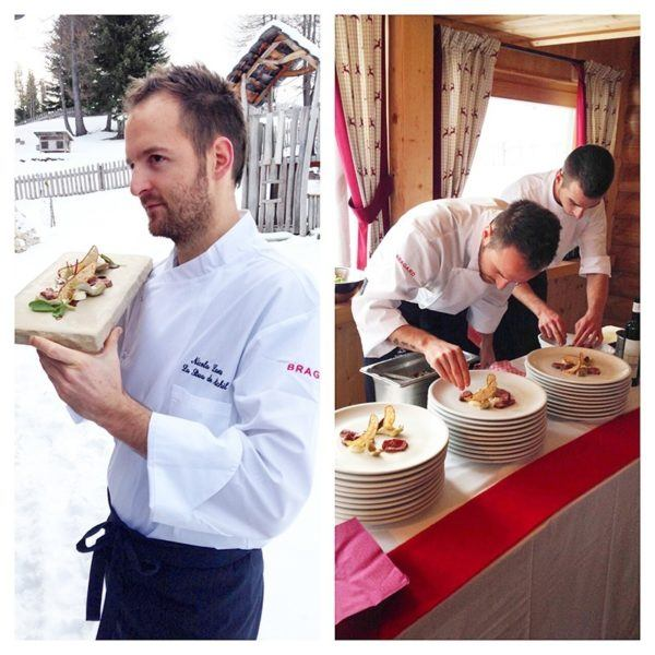 alta badia ski safari mrs o around the world chef nicolau lair