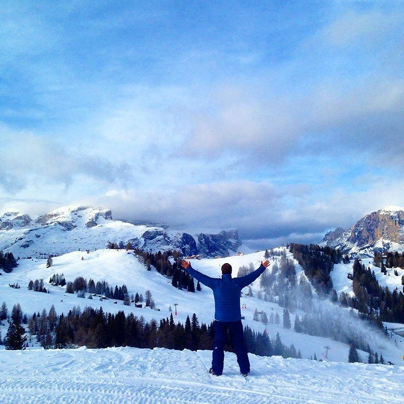 alta badia ski safari mrs o around the world mr o