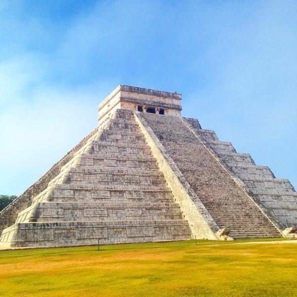 chichen itza ruins mayaland resort mexico yucatan luxury holiday vacation in Campeche and Yucatan in Mexico
