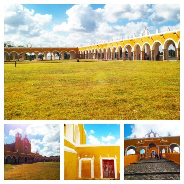 izamal town yucatan mexico luxury holiday vacation in Campeche and Yucatan in Mexico