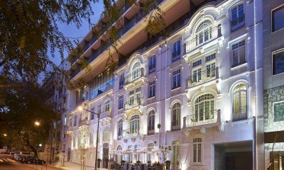 luxury hotel porto bay liberdade lisboa portugal facade