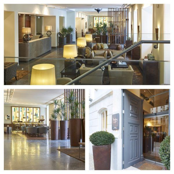 luxury hotel porto bay liberdade lisboa portugal lobby and reception