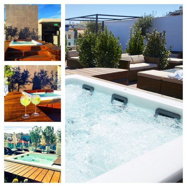 luxury hotel porto bay liberdade lisboa portugal rooftop jacuzzi and bar
