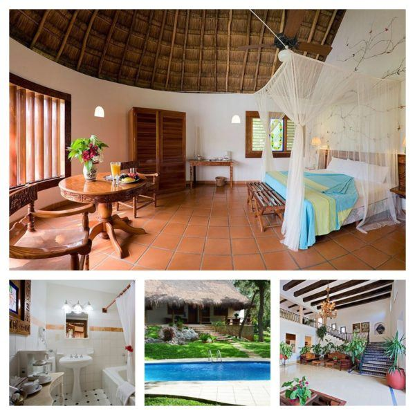 mayaland resort lodge chitchen itza mexico luxury holiday in Campeche and Yucatan in Mexico