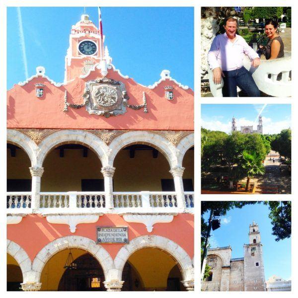 merida city yucatan mexico