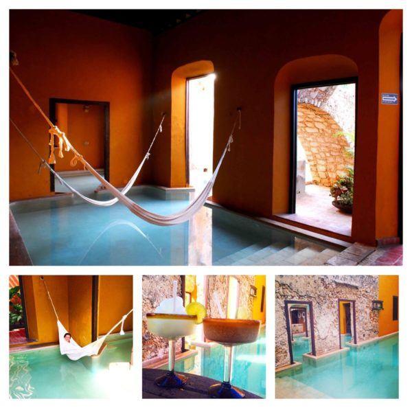 the haciendas luxury collection campeche mexico hacienda puerta campeche indoor pool