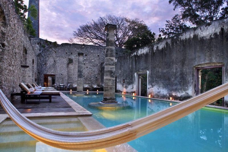 the haciendas starwood luxury collection campeche mexico