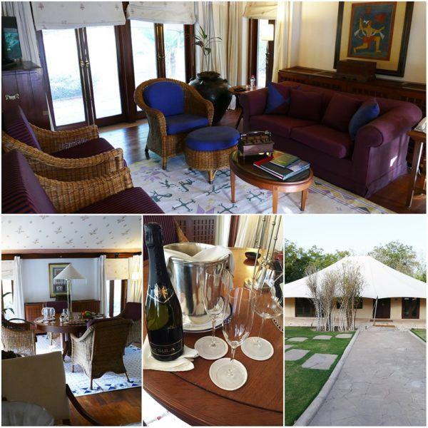 Oberoi Rajvillas Jaipur India Luxury Villa 2