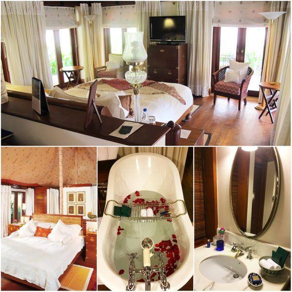 Oberoi Rajvillas Jaipur India Luxury Villa bedroom