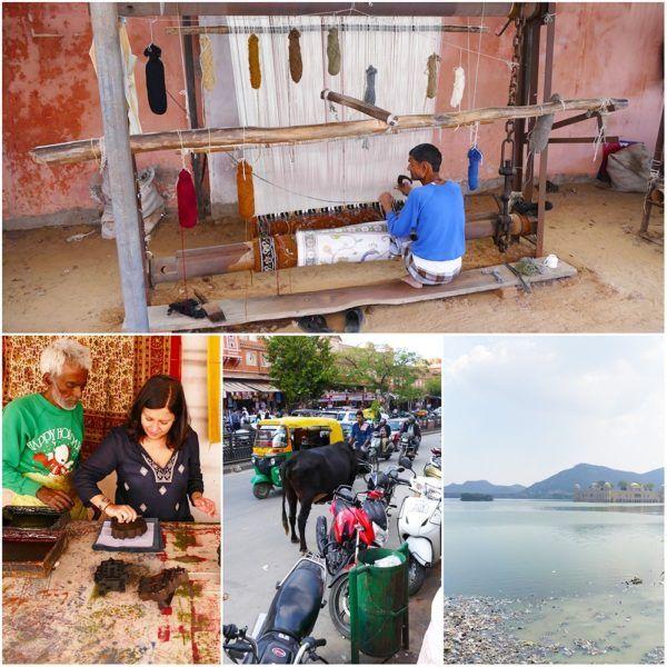 block printing jaipur India