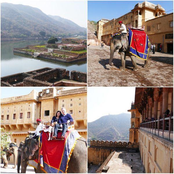 Oberoi Rajvillas Jaipur India amber fort1