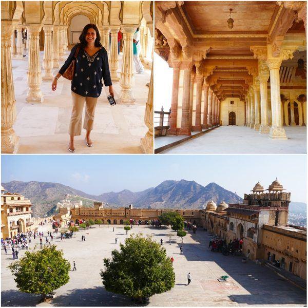 Oberoi Rajvillas Jaipur India amber fort2 mrs o around the world