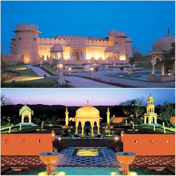 Oberoi Rajvillas Jaipur India mrs o around the world