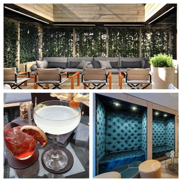 belgraves thompson london luxury hotel cigar bar terrace luxury travel blogger