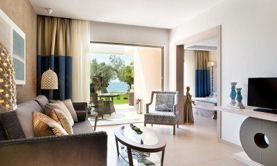 Luxury 5 Star Ikos Olivia Halkidiki Hotel Greece