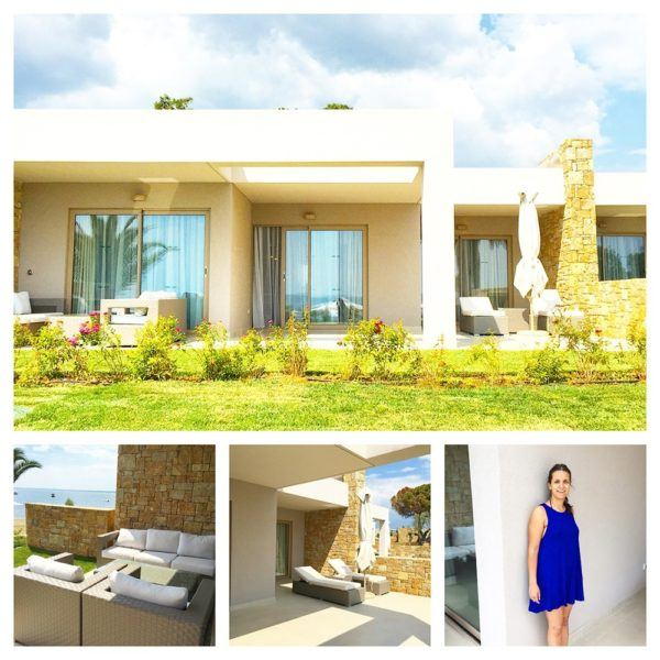 ikos olivia hotel halkidiki sovereign luxury travel 2 bed bungalow