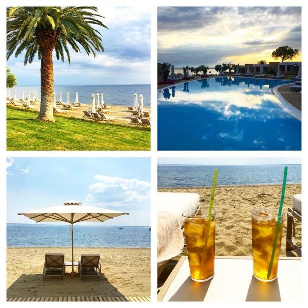 ikos olivia hotel halkidiki sovereign luxury travel beach pool all inclusive