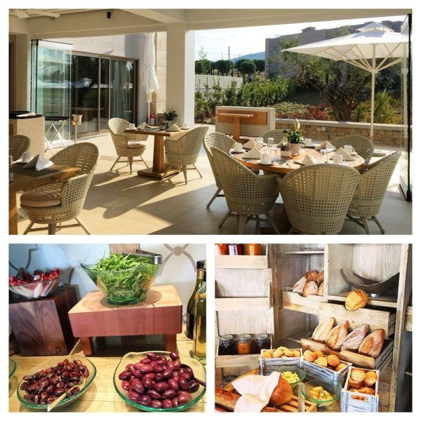 ikos olivia hotel halkidiki sovereign luxury travel breakfast