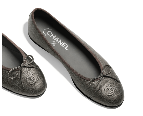 top 10 christmas gifts for luxury lovers chanel ballerina flats simon malls usa