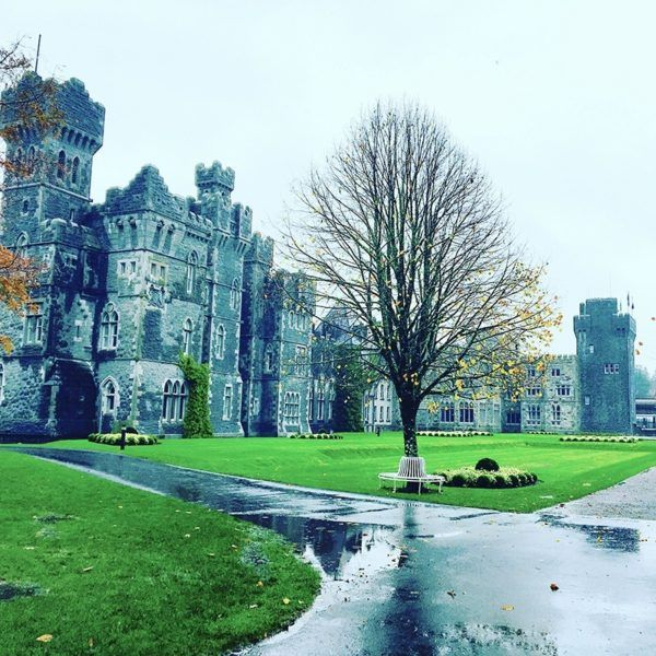 ashford castle luxury hotel ireland grounds