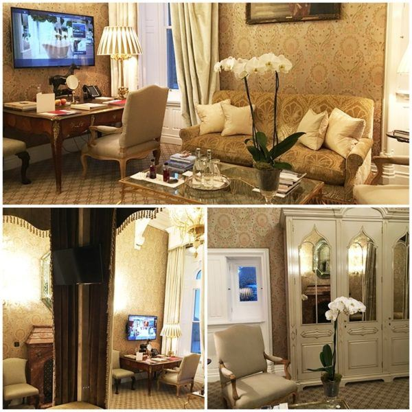ashford castle luxury hotel ireland stateroom bedroom suite details