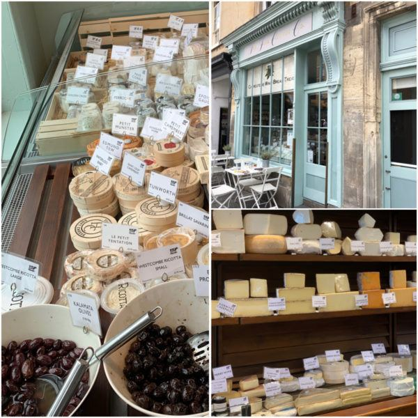 bath fine cheese company Bath Christmas market uk city break