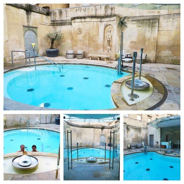 uxury weekend in bath england cross bath thermae private spa