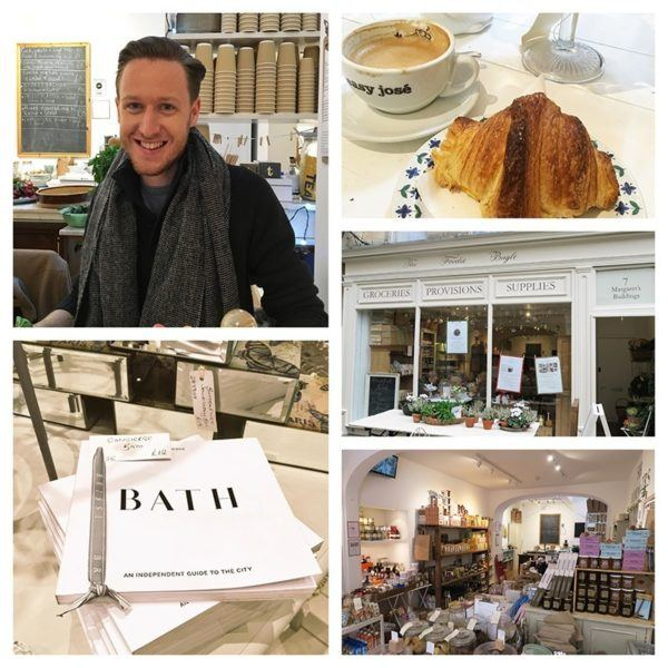 bath city break concierge josh tully Bath Christmas market uk city break