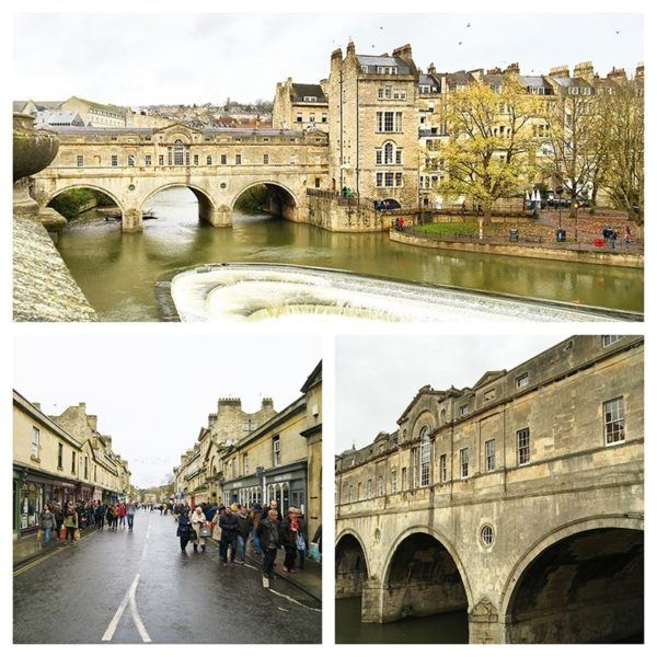 bath england uk city break pulteney bridge