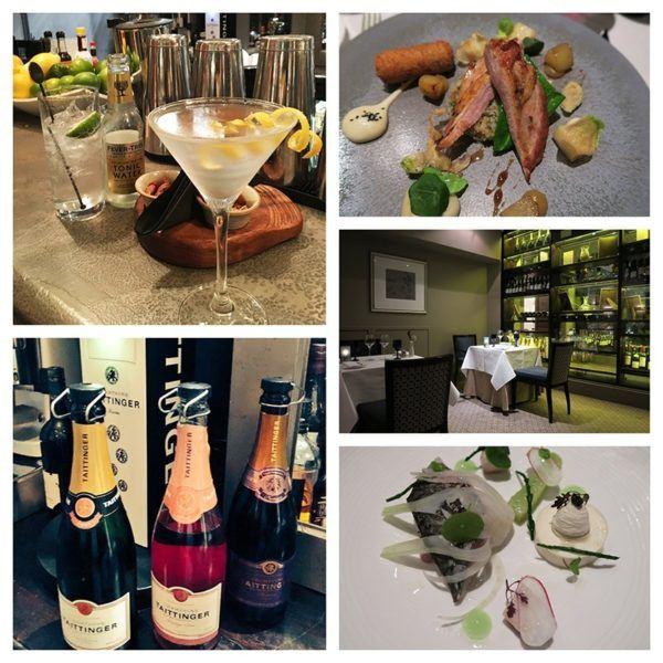 luxury weekend in bath england royal crescent hotel relais chateau fine dining experience taittinger