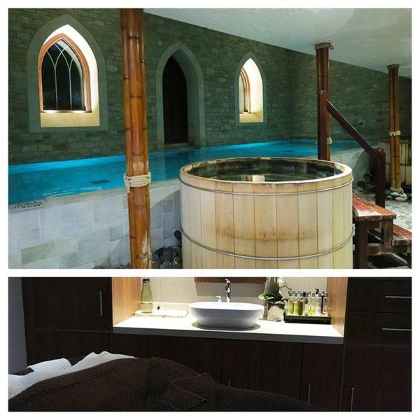 luxury weekend in bath england royal crescent hotel relais chateau pool and spa