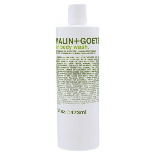 malin goetz rum body wash luxury beauty travel blogger