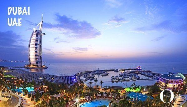 DUBAI UAE LUXURY WINTER DESTINATIONS