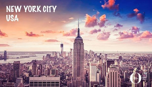 NEW YORK CITY USA LUXURY WINTER DESTINATIONS