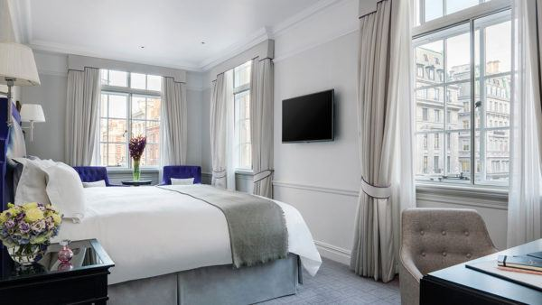 The langham london boutique hotel regent wing