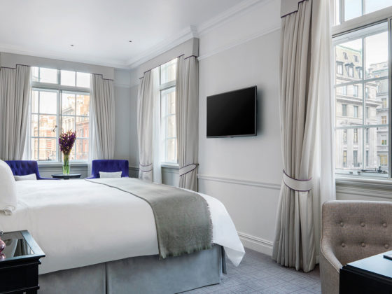 The langham london boutique hotel regent wing cover