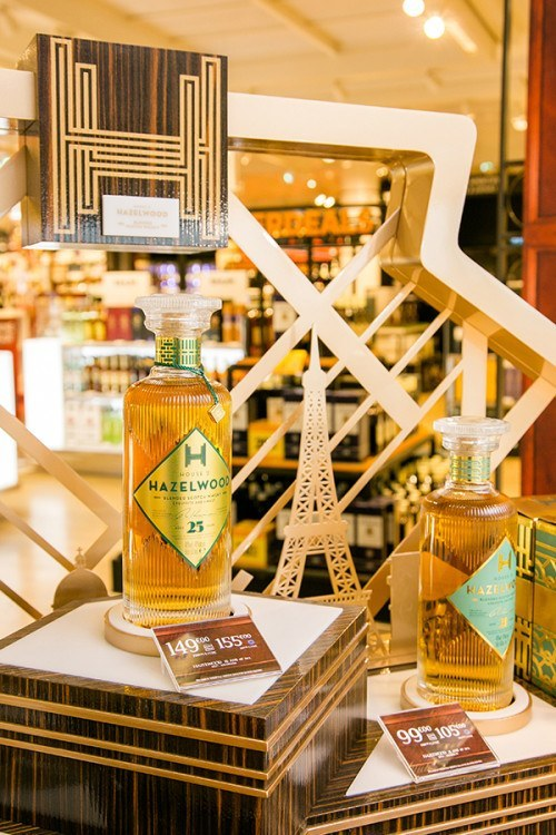 beginers guide to scotch whisky house of hazelwood launch cgd paris airport duty free exclusive
