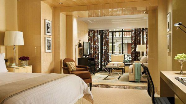 four seasons london conservatory suites