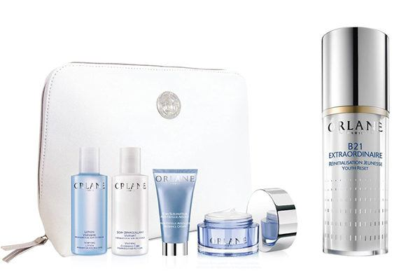 french pharmacy beauty products orlane B21 extraordinaire set