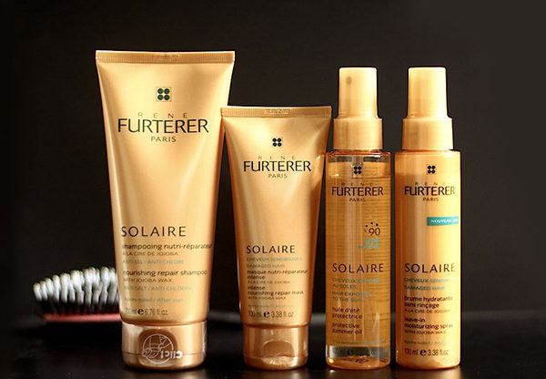 french pharmacy beauty products rene furterer solaire masque shampoo spf spray new packaging 2016