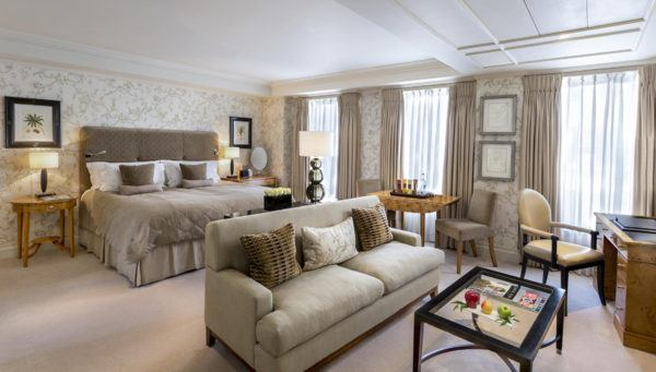 The stafford london luxury hotel st james