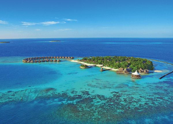 baros maldives small luxury hotels of the world