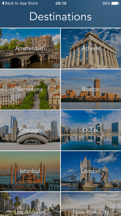 ruebarue travel app 6