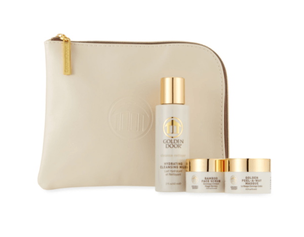 golden door spa products toiletries