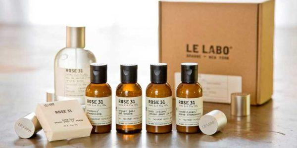 hotel bath products worth taking home
