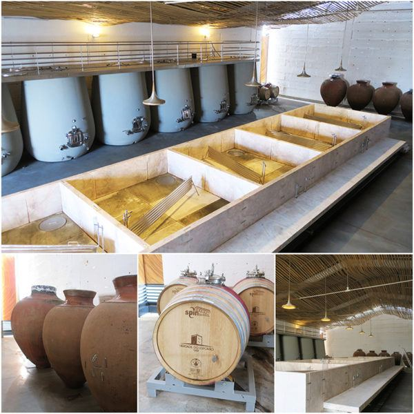 wine tourism portugal herdade do esporao wine tasting tour cellar 1