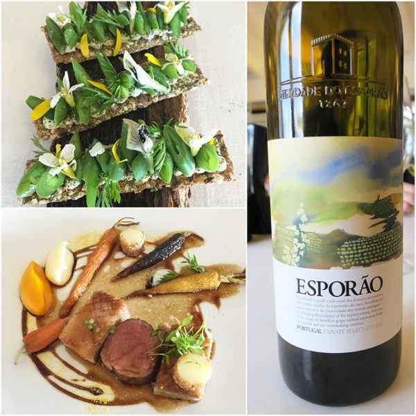 wine tourism portugal herdade do esporao wine tasting tour lunch at restaurant 1