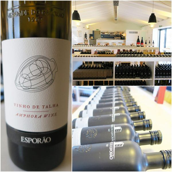 wine tourism portugal herdade do esporao wine tasting tour wine shop and olive oil