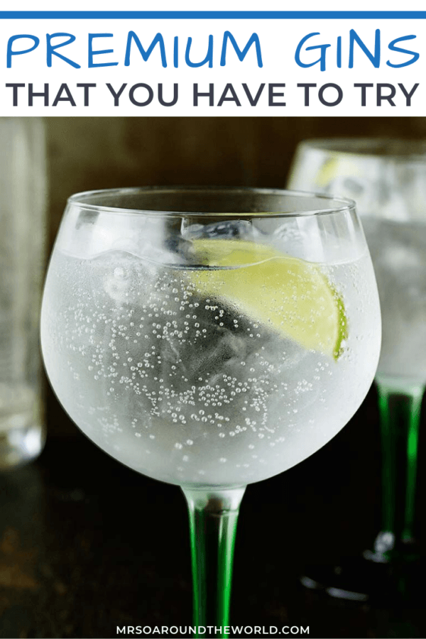 premium gins to try